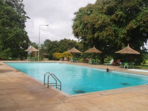 IITA swimming pool