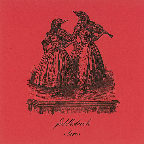 Fiddleback TIN cover