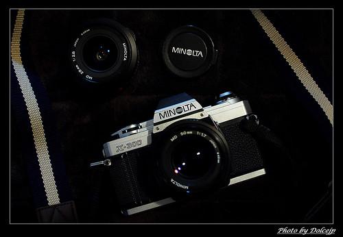 Minolta X-300
