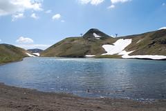 DSC_0759 (Manuel M88) Tags: sea sky cloud lake snow ski lago star mare cielo neve arcana croce appennino stelle ghiaccio scaffaiolo anemometri cumoliformi