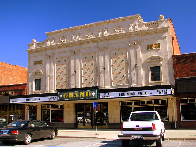 Grand Theater - Cartersville, GA
