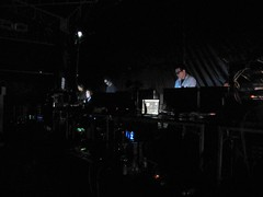 NVIDIA 3D Experience - Keynote Room Setup
