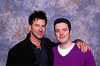 Joe Flanigan and Me Photoshoot by TravelShorts