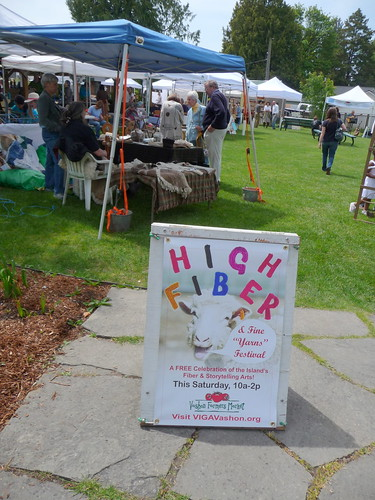 "Saturday Market ""High Fiber"" event"
