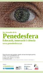 """3es Jornades de la Penedesfera: """"Educació, Innovació i Ciència"""""""