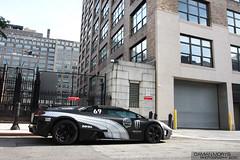 new york city nyc ontario canada body manhattan wrap exotic plates kit carbon 69 fiber 3000 lamborghini rare supercar gumball roadster murcielago premier4509