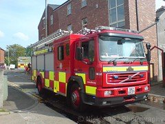 NIFRS / E1302 / SKZ 6537 / Volvo FL6-240 / WrL (Nick 999) Tags: ireland rescue fish water station fire restaurant volvo cafe engine service ladder northern cadogan lisburnroad wrl applaince nifrs fl6240 e1301