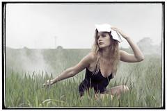____________ (Luke Hayden) Tags: uk green girl field canon eos 50mm 14 luke hayden crops usm 30s