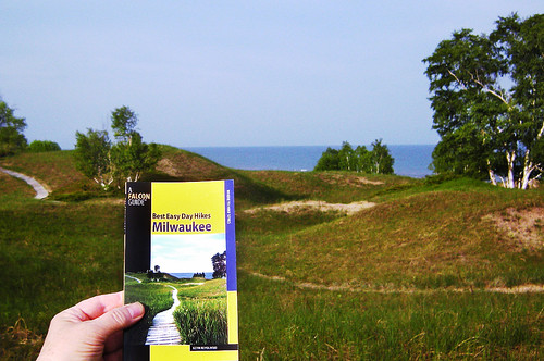 Book Cover Returns to Its Origins in the Dunes Along Lake Michigan