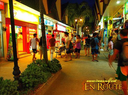 Boracay D'Mall (Pop Art)