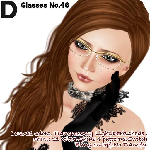 Glasses No.46