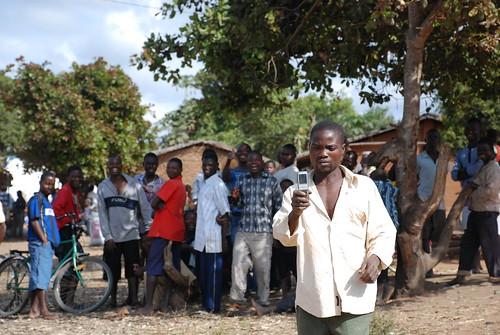 Moradores de Namitar, Nampula, Moçambique