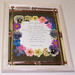 framed wedding invitations
