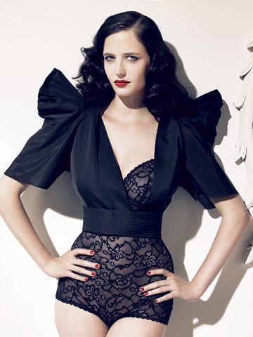 Eva Green Vanity Fair by Incredible Mr. V!