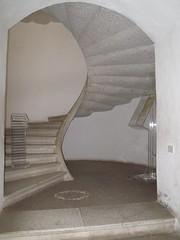 Vietato salire. (sangiopanza2000) Tags: travel italy stairs italia campania unesco scala padula viaggio spirale certosa sangiopanza certosadipadula