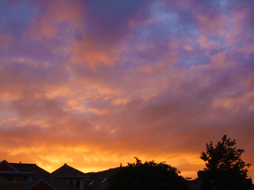 sunset8thjune