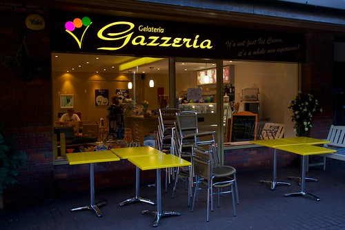 Gazzeria Ice-cream parlour