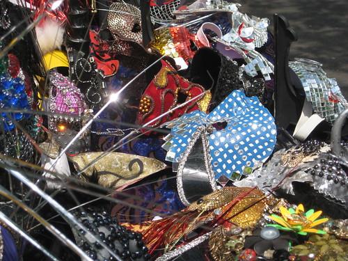 mask maker's supplies