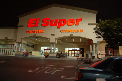 El Super grocery store