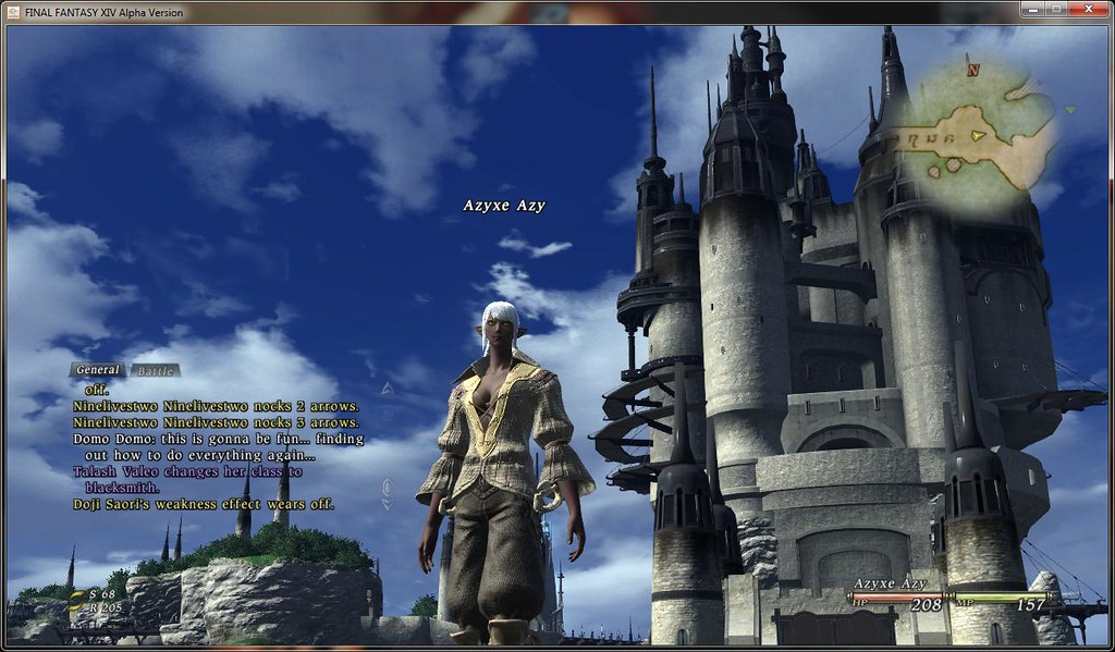 The World's newest photos of alpha and ffxiv - Flickr Hive Mind