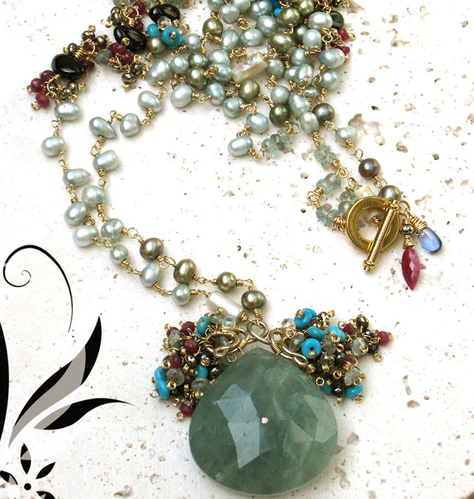 THE XI WANGMU Necklace by ECLETTICA