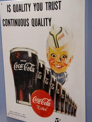 Creepy Coke gnome