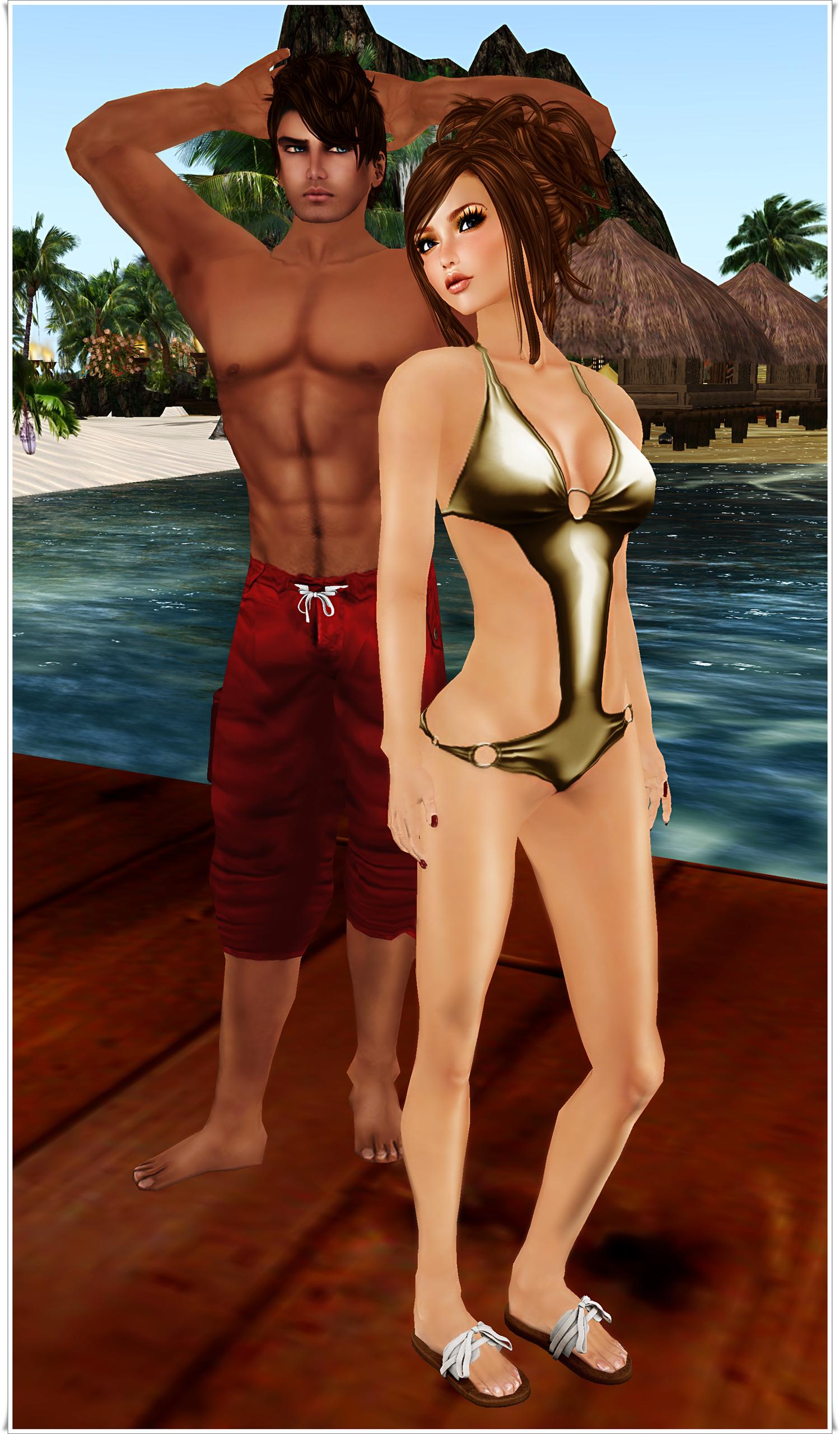 [VS] Free Bikinis