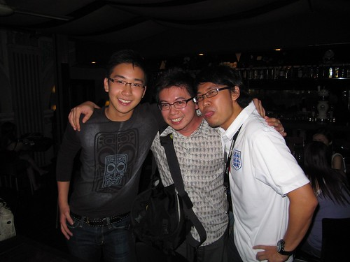 Jerald, Tim and Me