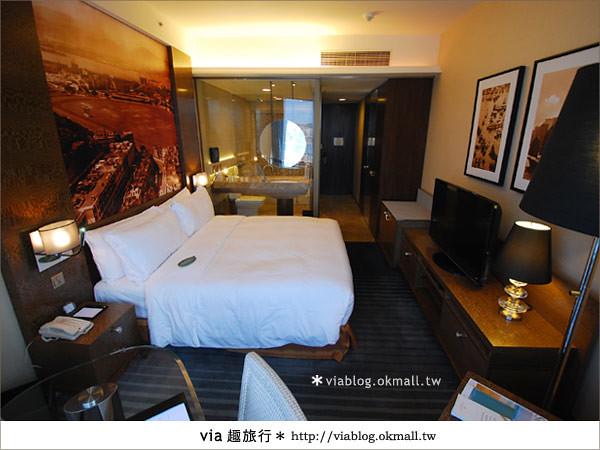 【香港自由行住宿】海景五星級酒店~港島海逸君綽酒店14