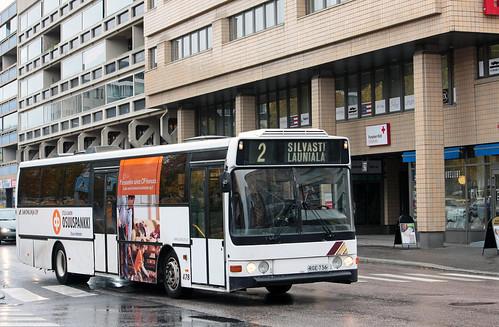 Savonlinja bus, Mikkeli