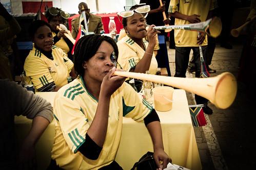 SWC 2010 Soccer Fan Fest
