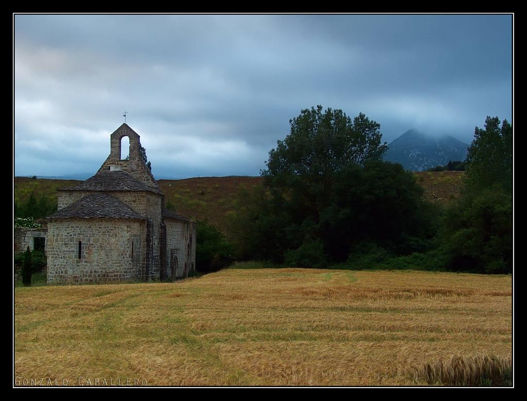 Monasterio de Santa María de Yarte (Lete, Navarra)