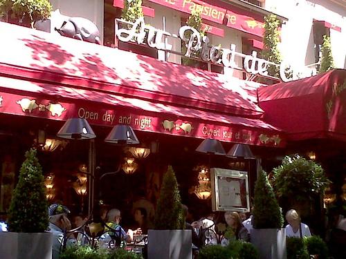 Restaurant Petit Budget Paris Ve