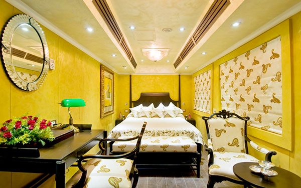 Bravura Suite of the Royal Rajasthan on Wheels