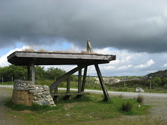 china clay trail table