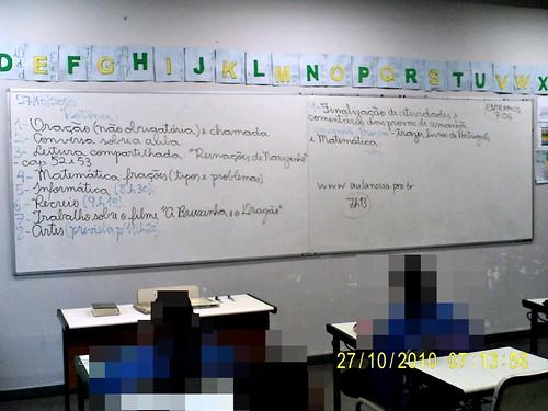 Rotina Prevista (27/10/2010)
