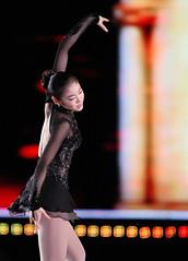 Ice All Stars 2009 / Figure Skating Queen YUNA KIM ({ QUEEN YUNA }) Tags: korea queen olympic figureskating worldchampion figureskater olympicchampion yunakim   kimyuna iceallstars2009