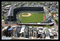 Wrigley Field, Chicago (SkylineScenes (Bill Cobb)) Tags: city urban chicago illinois midwest baseball stadium windy cubs wrigleyfield chicagoland mlb
