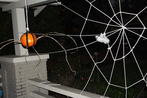 Pumpkin spider v. 2