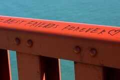 Best Frends Forever - Golden Gate bridge by Guillaume Paumier, on Flickr