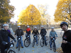 Urban AdvenTours - Emerald Necklace and Fall Foliage tour - 10.31.10 10AM