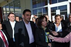 Με τον υποψήφιο Περιφερειάρχη Δυτ. Μακεδονίας