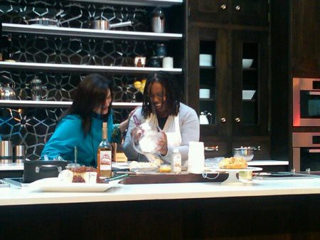Chef Lea and Jeanine