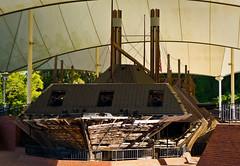USS Cairo (TonyDPhoto) Tags: leica civilwar battleship vicksburg natcheztrace ironclad usscairo dlux4 tonydphoto