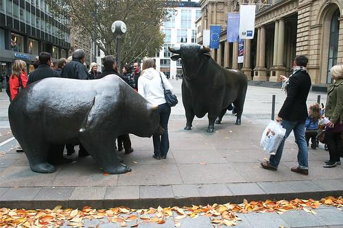 Bär & Bulle - Börse Frankfurt