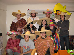 Devar's Mexican Fiesta Birthday Party