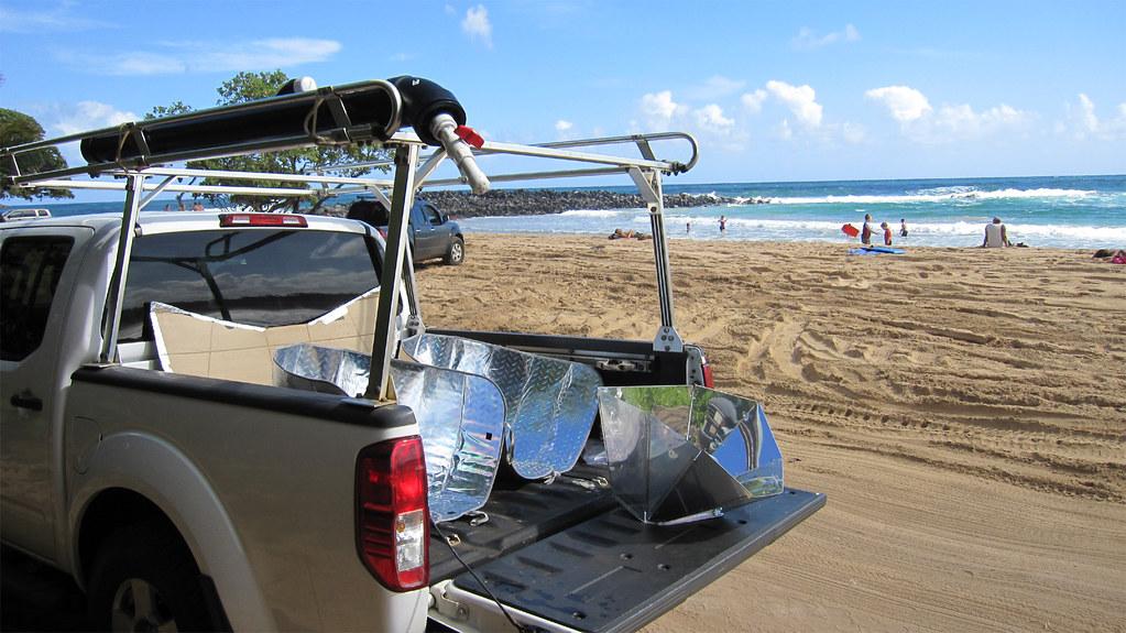 The Portable Solar Lifestyle