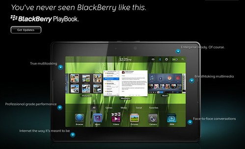 playbook de blackberry