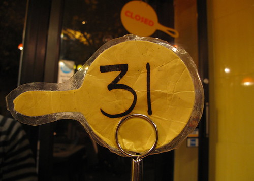 31 at S'Mac (macaroni and cheese restaurant)