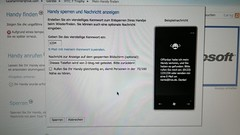 Windows Phone 7 Website